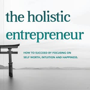 Holistic Entrepreneur book cover